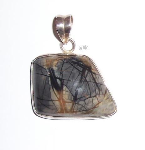Jewellery pendants picasso jasper pendant destiny wellbeing picasso jasper pendant aloadofball Image collections